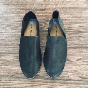 Lucky Brand Charsa Leather Flats